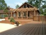 com certeza vc já conhece este tipo de deck ,madeira demolição conforto e design de primeira