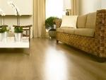 o Piso laminado cor Carvalho Creta é um piso que veio pra ficar ,com as tendencias da moda ,ele veio com um charme em seu tom ,que quem  ver compra
