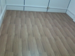 Piso laminado cor imperial piso laminado colocado em área comercial