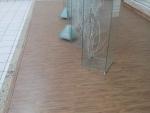 piso laminado ospefloor na cor sparta